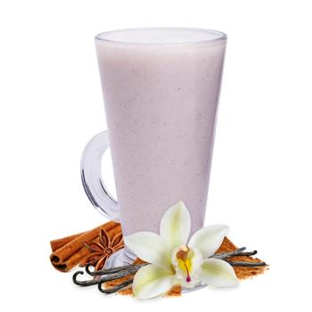 Préparation pour boisson lattée chaï vanillée