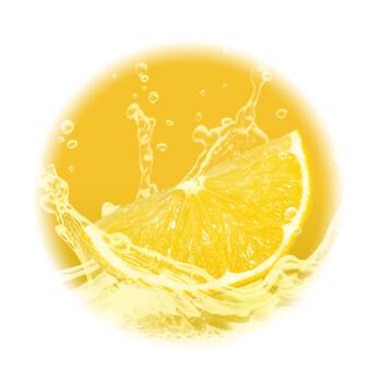 Aromatisant d'eau au citron